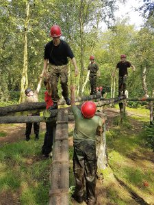 Leadership Courses, Air cadets