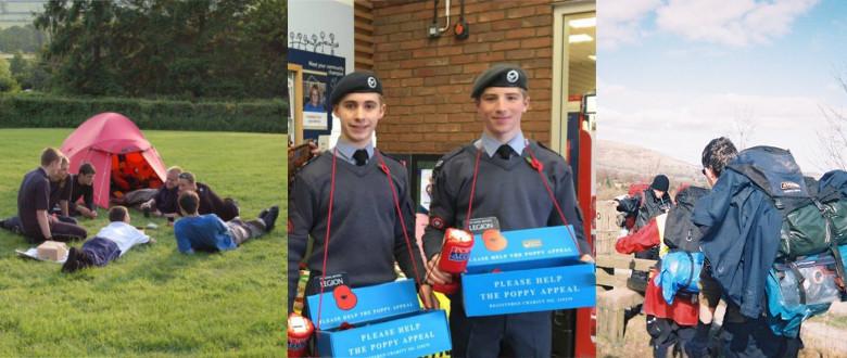 Air Cadets, DofE Award